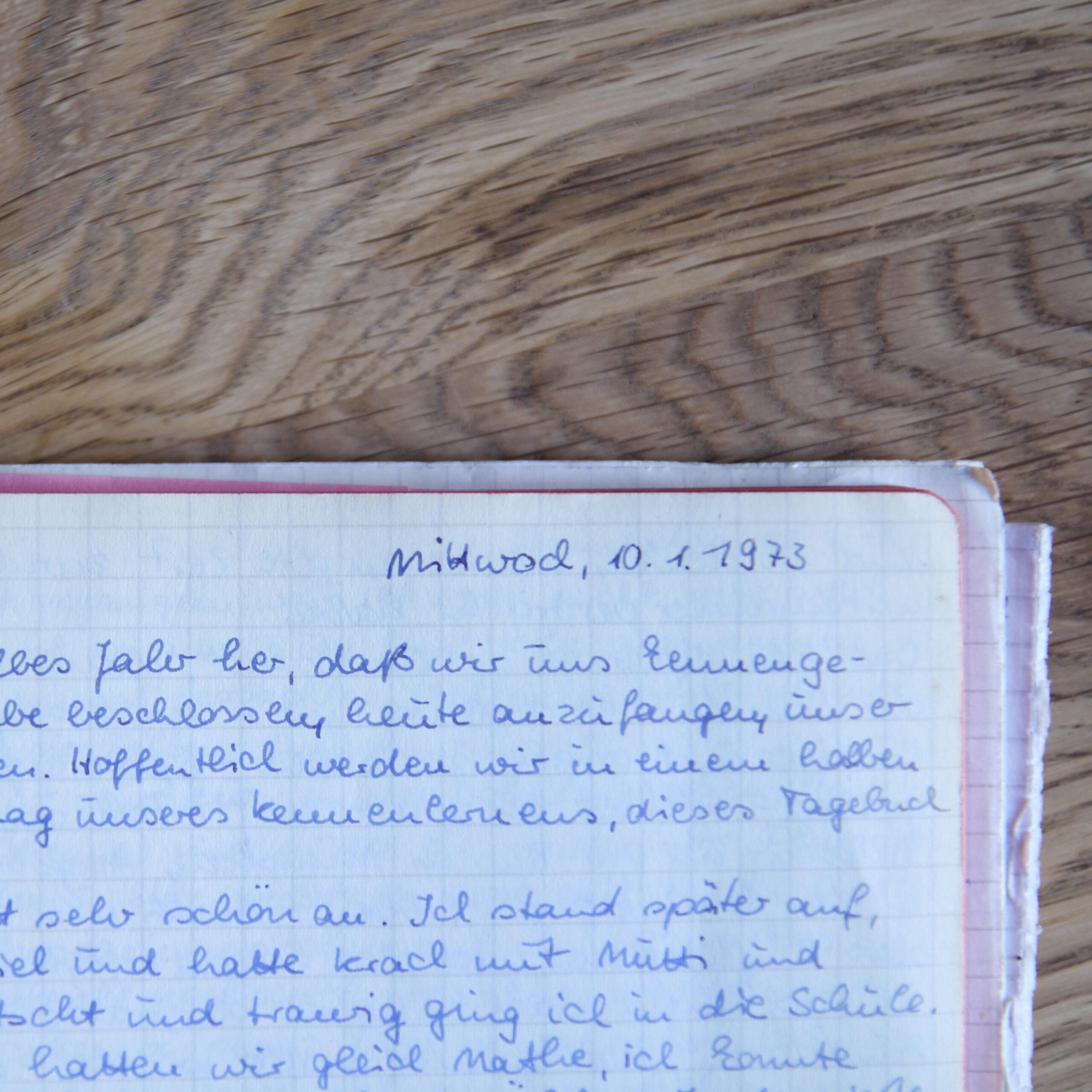 Gabis Tagebuch 1973