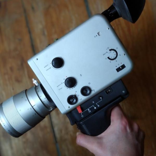 Die Super8 Kamera meines Vaters